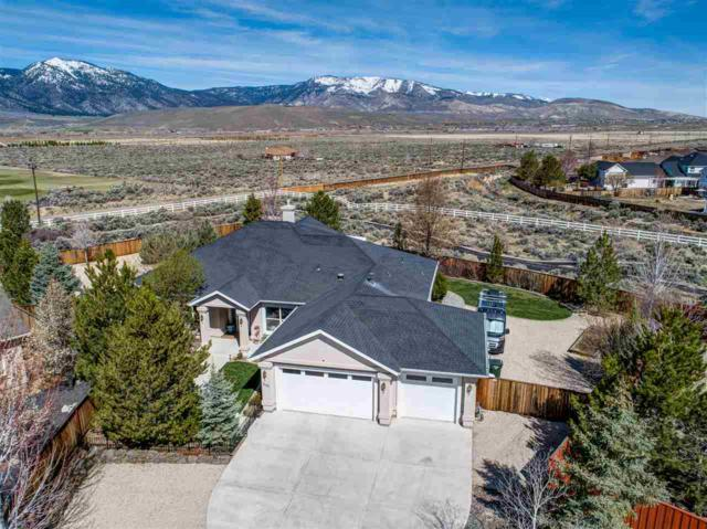 1142 North Fork Trail, Minden, NV 89423 (MLS #190005318) :: Chase International Real Estate