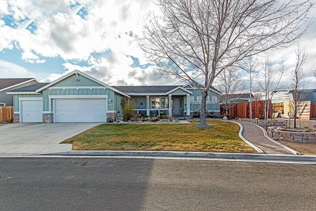 25 Curnow Springs, Sparks, NV 89436 (MLS #190005354) :: Chase International Real Estate