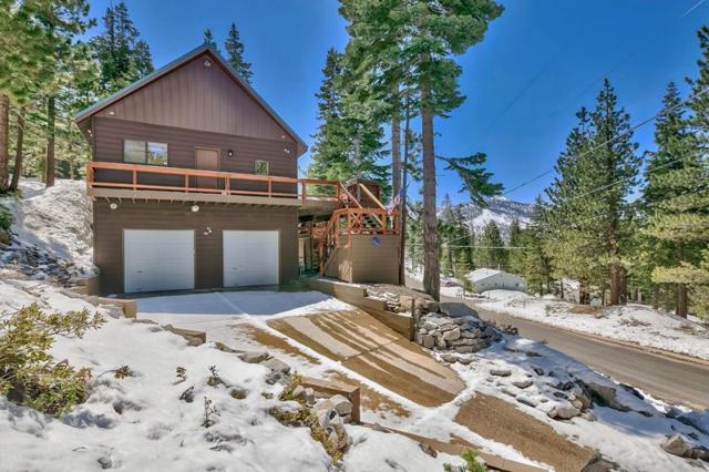 349 Barrett Drive, Stateline, NV 89449 (MLS #190005387) :: Theresa Nelson Real Estate