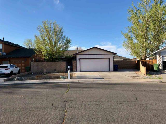 481 Heron Ln, Fallon, NV 89406 (MLS #190005397) :: Vaulet Group Real Estate