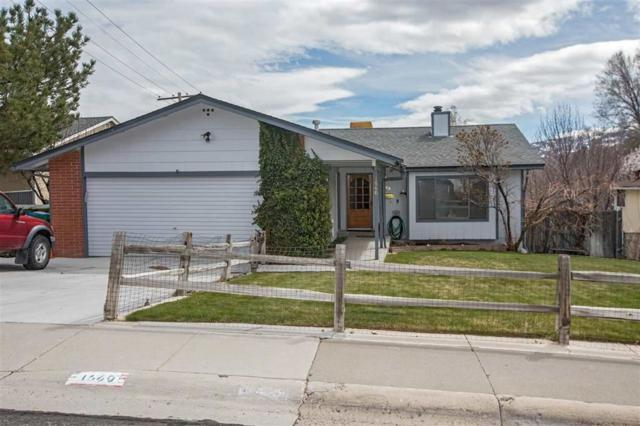 1660 W 12th #2, Reno, NV 89503 (MLS #190005406) :: Marshall Realty