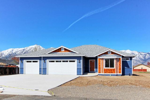 968 Arrowhead Dr, Gardnerville, NV 89460 (MLS #190005417) :: Chase International Real Estate
