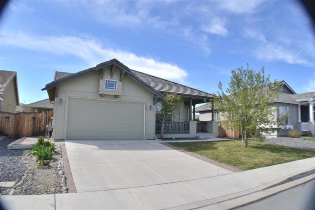 1214 Turnberry Dr., Sparks, NV 89436 (MLS #190005420) :: Chase International Real Estate