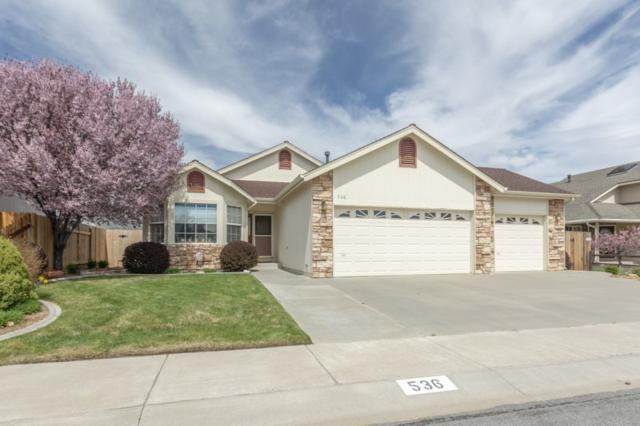 536 Briarwood Drive, Carson City, NV 89701 (MLS #190005428) :: Chase International Real Estate