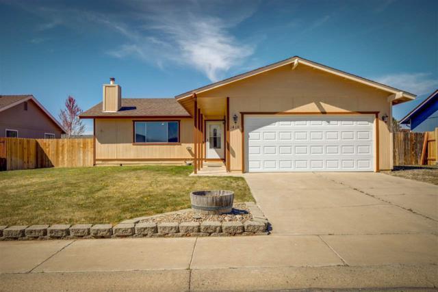 1410 Berry, Gardnerville, NV 89460 (MLS #190005455) :: Chase International Real Estate