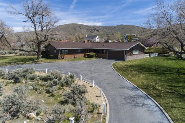 3449 S Edmonds Drive, Carson City, NV 89701 (MLS #190005493) :: Vaulet Group Real Estate