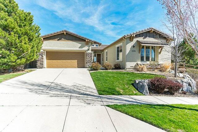 2370 Hickory Hill Way, Reno, NV 89523 (MLS #190005509) :: The Mike Wood Team