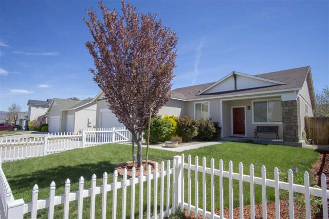 1611 Rainfall Way, Fernley, NV 89408 (MLS #190005519) :: Vaulet Group Real Estate
