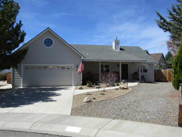 1276 Hermosa Court, Minden, NV 89423 (MLS #190005523) :: Vaulet Group Real Estate