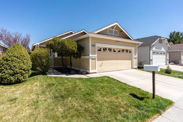 4572 Creekside Circle, Reno, NV 89502 (MLS #190005555) :: Marshall Realty