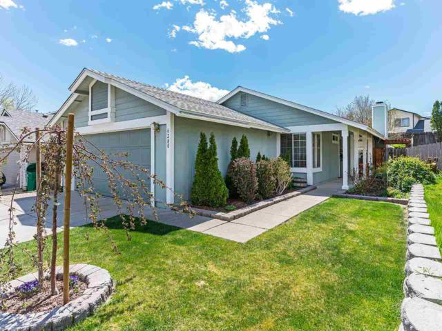 6280 Enchanted Valley Dr., Reno, NV 89523 (MLS #190005564) :: The Mike Wood Team