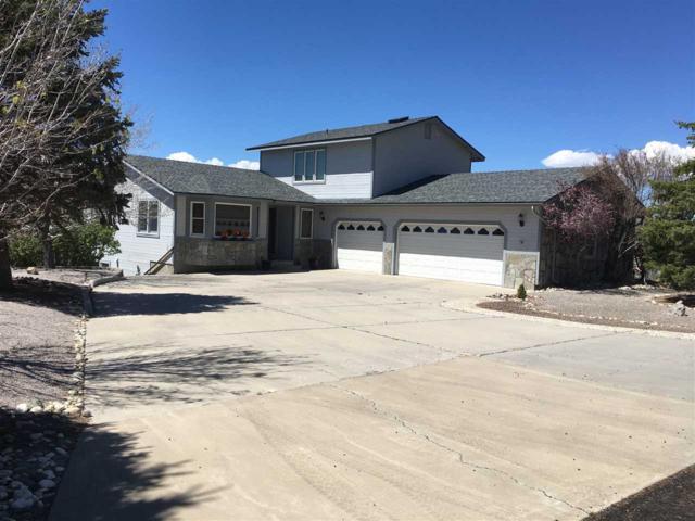 2577 Damon Rd, Carson City, NV 89701 (MLS #190005565) :: Vaulet Group Real Estate