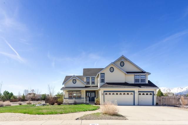 1161 Chaparral Ct., Minden, NV 89423 (MLS #190005597) :: Vaulet Group Real Estate