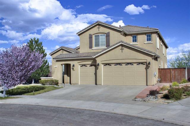 7850 Peavine Trail Court Peavine Trail, Reno, NV 89523 (MLS #190005599) :: The Mike Wood Team