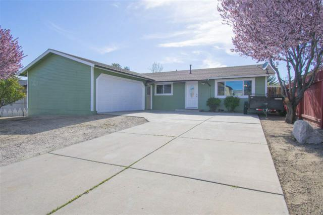 1002 Woodside, Carson City, NV 89701 (MLS #190005637) :: Northern Nevada Real Estate Group