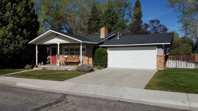 809 West Sunset, Carson City, NV 89703 (MLS #190005752) :: Vaulet Group Real Estate