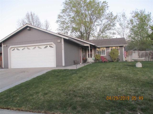 4160 Midas Way, Carson City, NV 89706 (MLS #190005885) :: Northern Nevada Real Estate Group