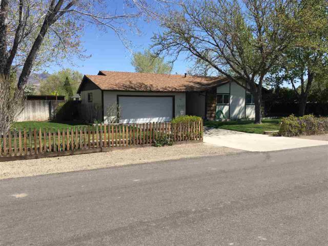 143 Ring Road, Dayton, NV 89403 (MLS #190005912) :: Vaulet Group Real Estate