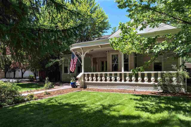 310 Mountain Street, Carson City, NV 89703 (MLS #190005954) :: Vaulet Group Real Estate