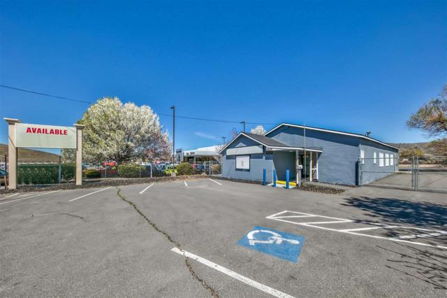 3101 S Carson St, Carson City, NV 89702 (MLS #190005959) :: Vaulet Group Real Estate