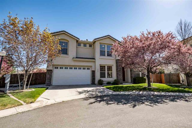 2485 Watercrest Ct., Carson City, NV 89703 (MLS #190005960) :: Northern Nevada Real Estate Group