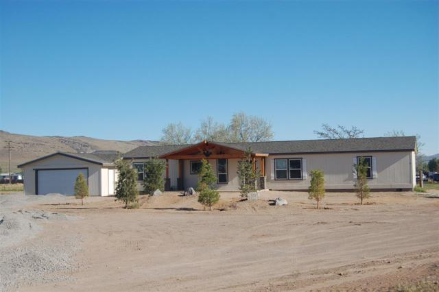 8905 Calico Trail, Stagecoach, NV 89429 (MLS #190006052) :: NVGemme Real Estate
