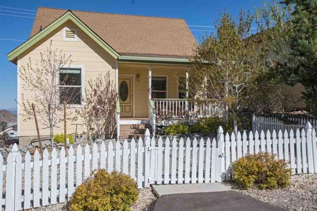 119 S L Street, Virginia City, NV 89440 (MLS #190006053) :: Vaulet Group Real Estate
