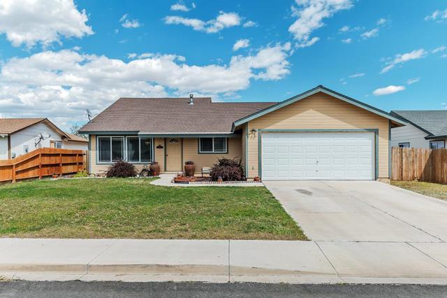 2192 Kadden Way, Dayton, NV 89403 (MLS #190006074) :: Vaulet Group Real Estate