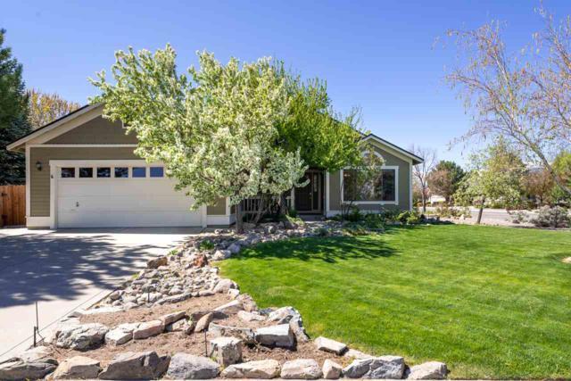 1259 Downs Drive, Minden, NV 89423 (MLS #190006118) :: NVGemme Real Estate