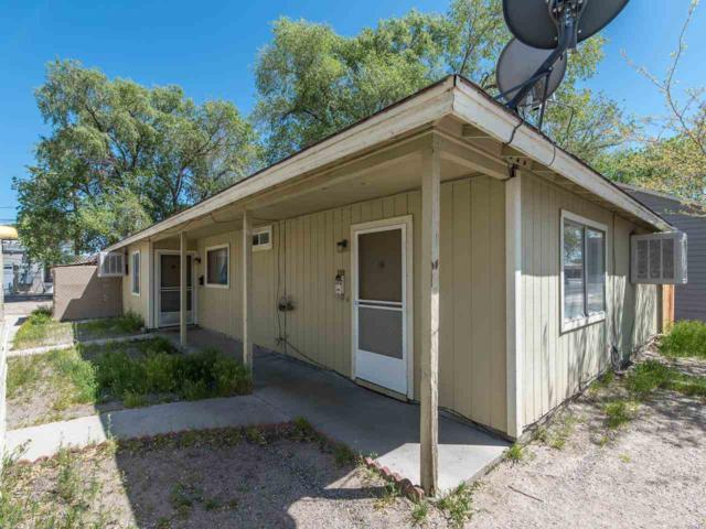 172,174 & 176 N Carson Street, Fallon, NV 89406 (MLS #190006176) :: Vaulet Group Real Estate