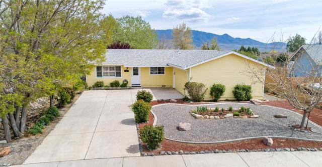 128 Empire, Dayton, NV 89403 (MLS #190006337) :: Vaulet Group Real Estate