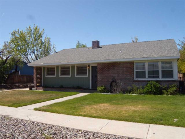 1388 Meadow Lane, Gardnerville, NV 89410 (MLS #190006384) :: NVGemme Real Estate