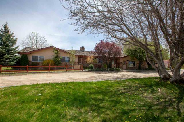 1069 East Valley Road, Gardnerville, NV 89410 (MLS #190006428) :: Marshall Realty