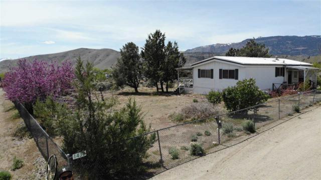 1430 Agate Road, Wellington, NV 89444 (MLS #190006432) :: Northern Nevada Real Estate Group