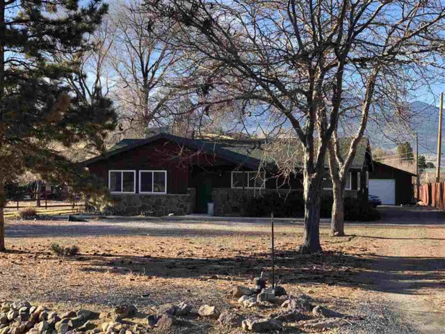 400 Flicker, Washoe Valley, NV 89704 (MLS #190006436) :: Ferrari-Lund Real Estate