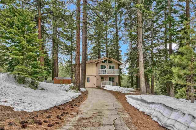 699 Carson Court #3, Incline Village, NV 89451 (MLS #190006498) :: Chase International Real Estate