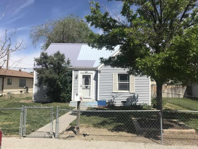 225 S Bailey St, Fallon, NV 89406 (MLS #190006587) :: Vaulet Group Real Estate