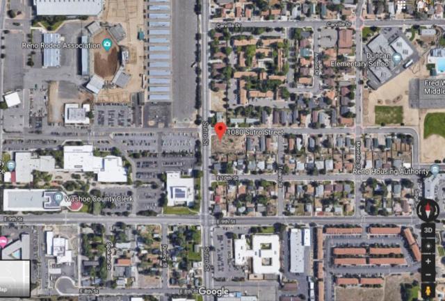 0 E 11th Street, Reno, NV 89512 (MLS #190006637) :: Ferrari-Lund Real Estate