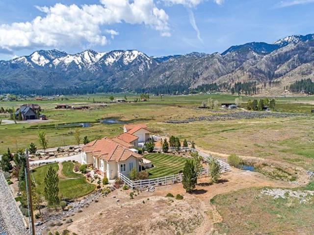 18035 Lake Vista, Washoe Valley, NV 89704 (MLS #190006688) :: Vaulet Group Real Estate