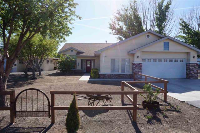 50 State Route 208, Yerington, NV 89447 (MLS #190006726) :: Vaulet Group Real Estate