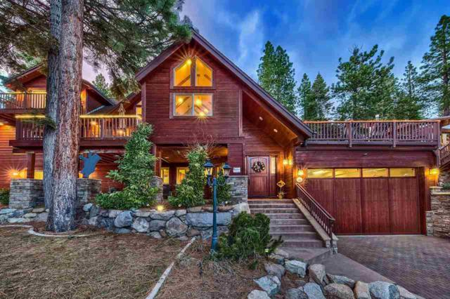 732 Tyner Way, Incline Village, NV 89451 (MLS #190006756) :: Chase International Real Estate
