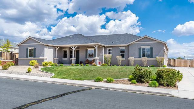 340 Sunset Springs Ln., Sparks, NV 89441 (MLS #190006780) :: Northern Nevada Real Estate Group
