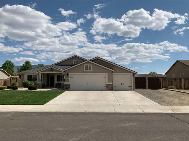 831 Reggie Street, Dayton, NV 89403 (MLS #190006830) :: Northern Nevada Real Estate Group