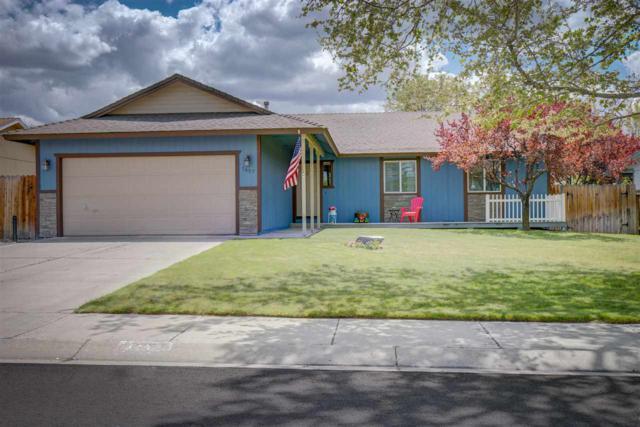 1457 Kathy Wy, Gardnerville, NV 89460 (MLS #190006836) :: NVGemme Real Estate