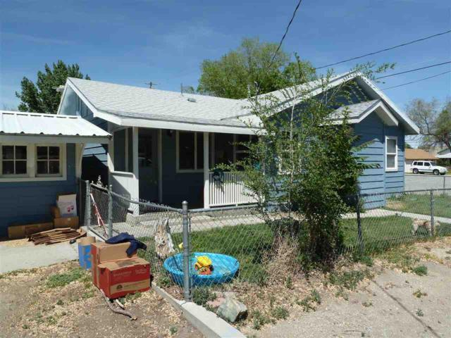 118 S West Street, Yerington, NV 89447 (MLS #190006887) :: Vaulet Group Real Estate