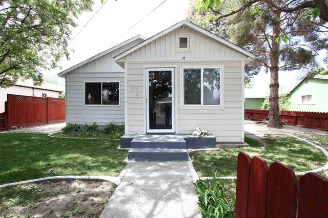 311 N Center Street, Yerington, NV 89447 (MLS #190006902) :: Vaulet Group Real Estate