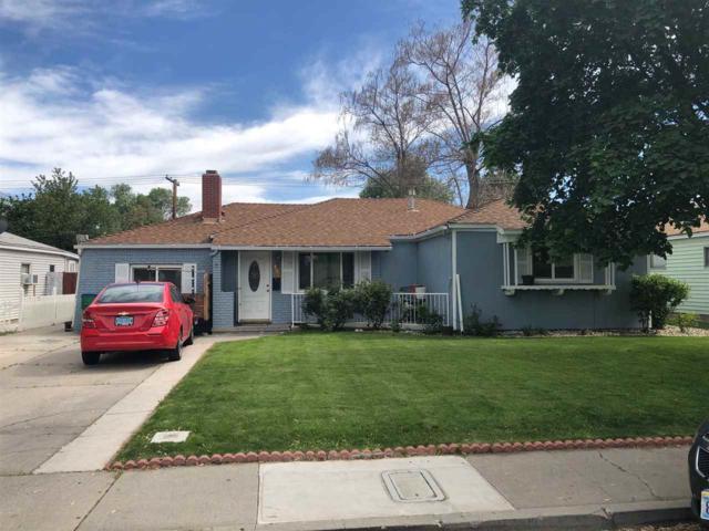 309 Greenbrae Dr Greenbrae, Sparks, NV 89431 (MLS #190006903) :: NVGemme Real Estate