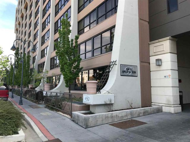 450 N Arlington Avenue #107, Reno, NV 89503 (MLS #190006914) :: Vaulet Group Real Estate