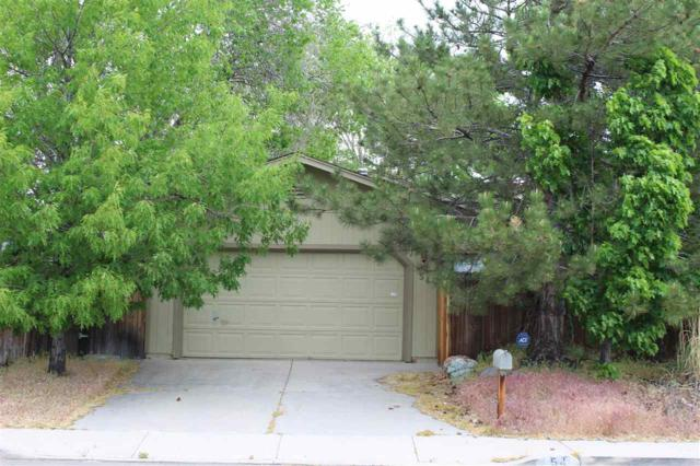 54 Granite Way, Carson City, NV 89706 (MLS #190006932) :: Vaulet Group Real Estate