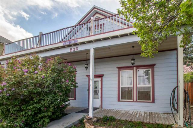 236 N B St., Virginia City, NV 89440 (MLS #190006933) :: Vaulet Group Real Estate